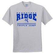 Triple Jump - 3931 Fruit of the Loom Adult 5oz. 100% Heavy Cotton HD T-Shirt