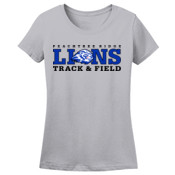 LIONS - L3930R Fruit of Loom Ladies' 5oz. 100% Heavy Cotton HD T-Shirt
