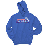 WingFoot - 996 Jerzees Adult 8oz. 50/50 Pullover Hooded Sweatshirt